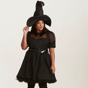 Torrid Wicked Witch Costume 🧙‍♀️